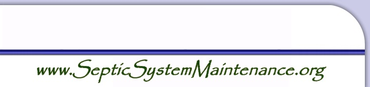 Septic System Maintenance Providers